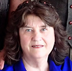 Author Judy Ferguson